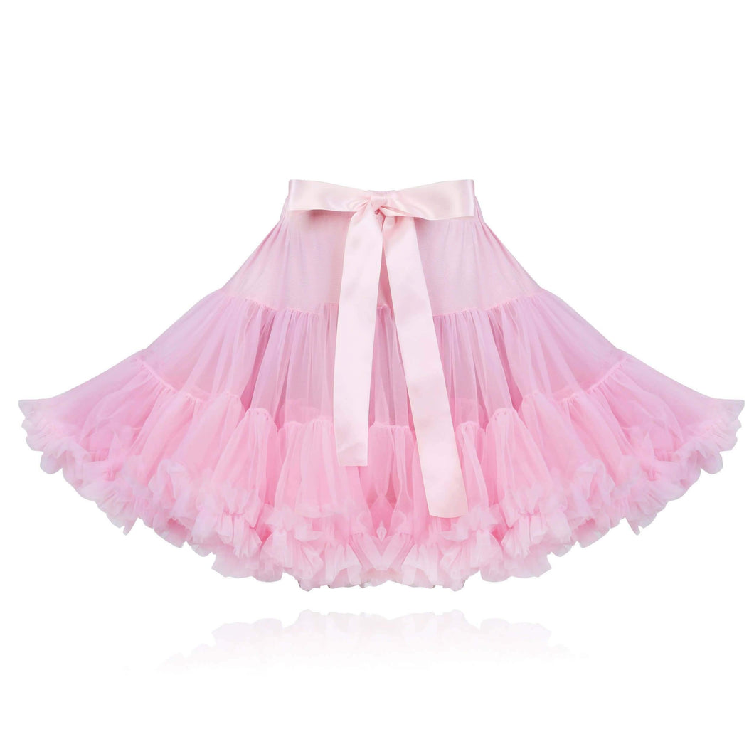 Sugar Pink Couture Princess Pettiskirt