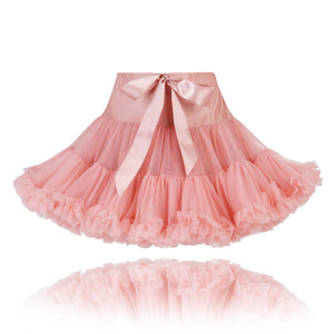 Tea Pink Couture Princess Pettiskirt