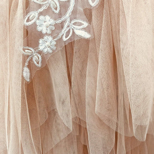 Boho Dreams - Apricot Champagne Applique
