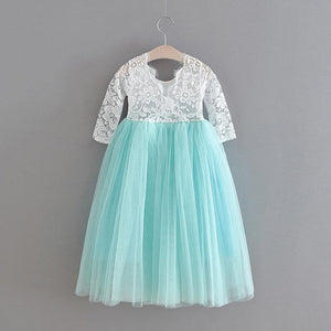Willow Tea Dress - Mint