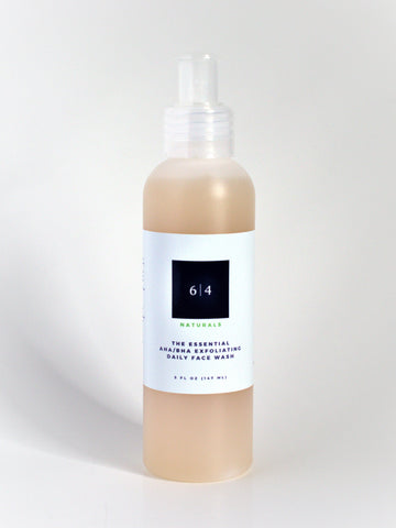 The Essential AHA/BHA Exfoliating Daily Face Wash
