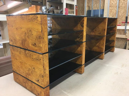 Superstax AV Furniture, handmade TV Stand