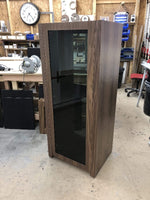 Bespoke Tall HiFi and AV Unit in Walnut