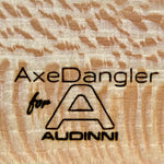 Axe Dangler for Audinni Guitar Mount in hardwood
