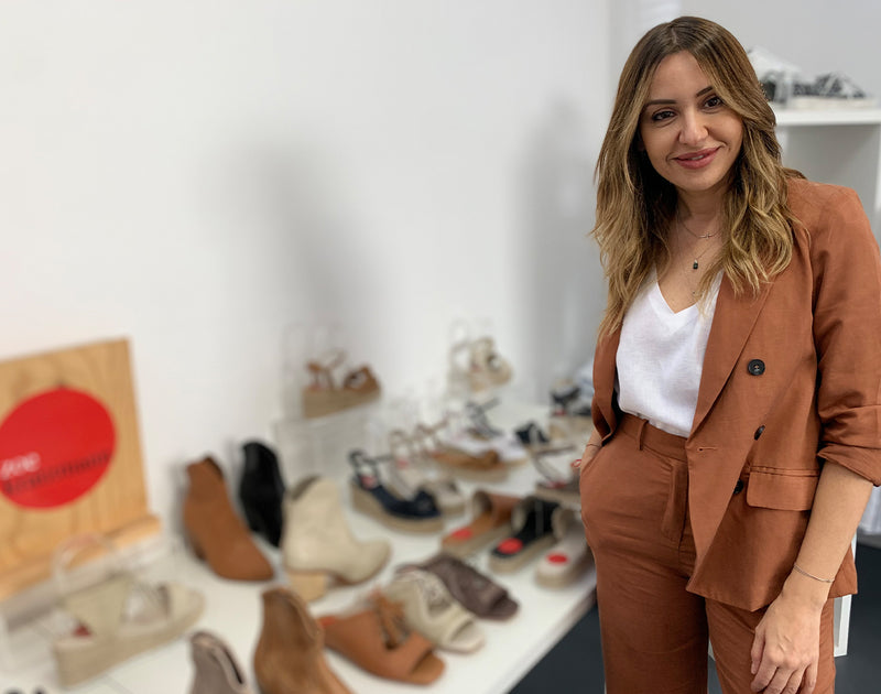 zk woman: cladia bottiglieri - a fashion sales powerhouse