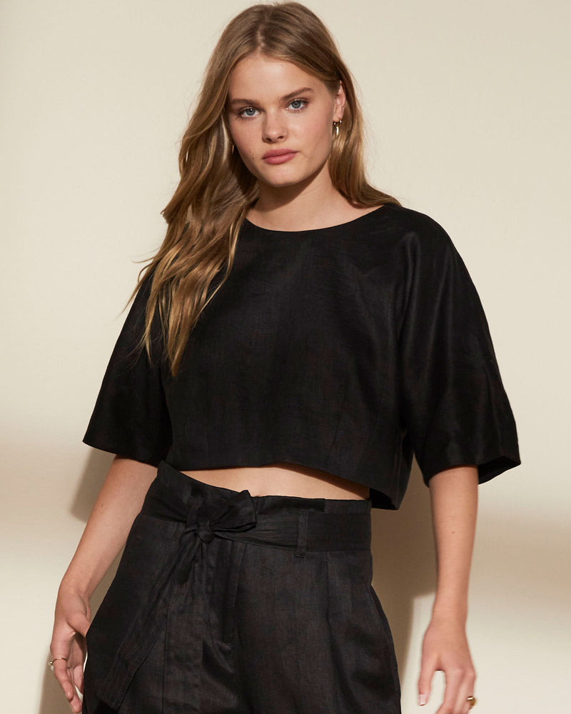 edition top - black