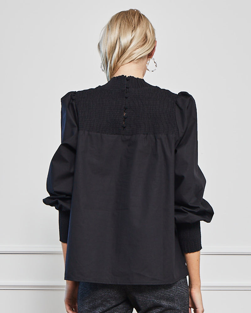muse top - black