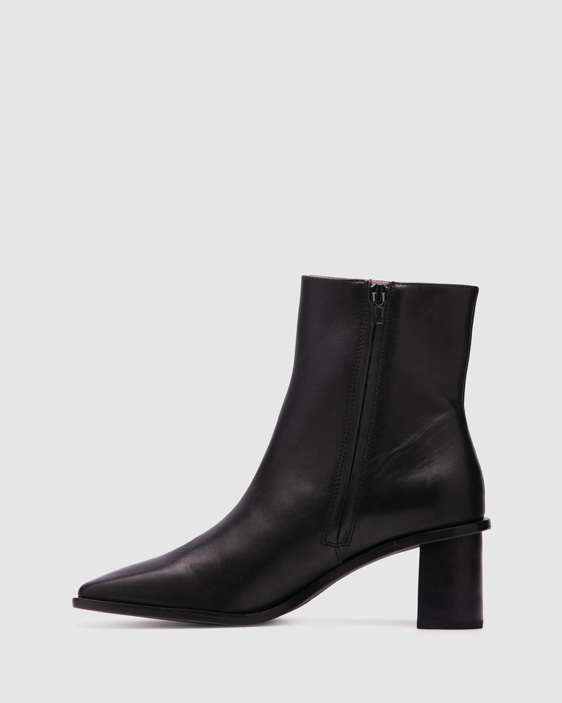 clout boot - black