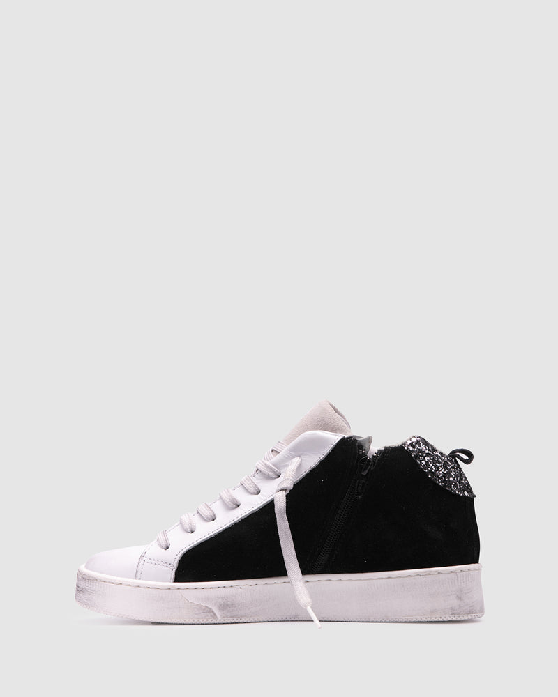 thrive sneaker - black