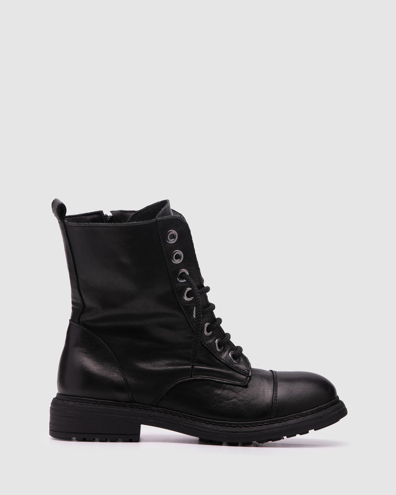 republic boot - black