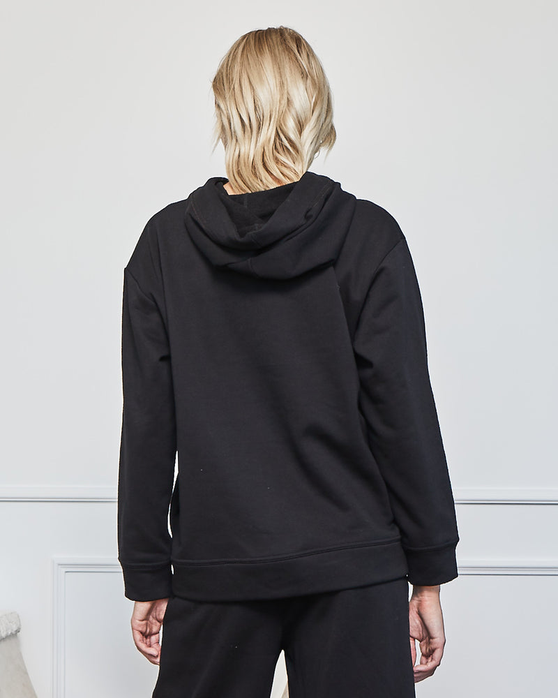 path top - black