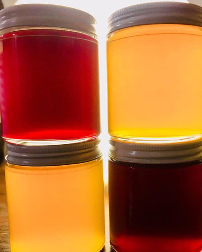 Honey and Wine Jelly