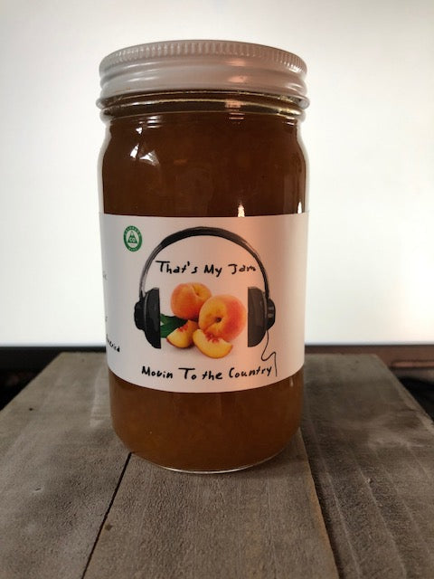 SOLD OUT - Movin' To The Country Palisade Peach Jam
