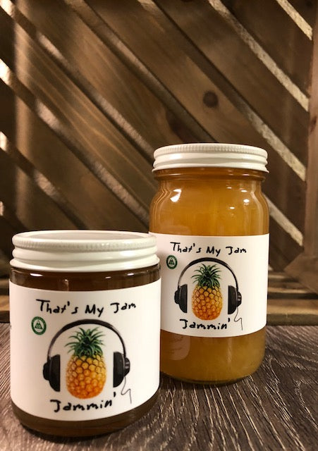 Jammin' Pineapple Jam