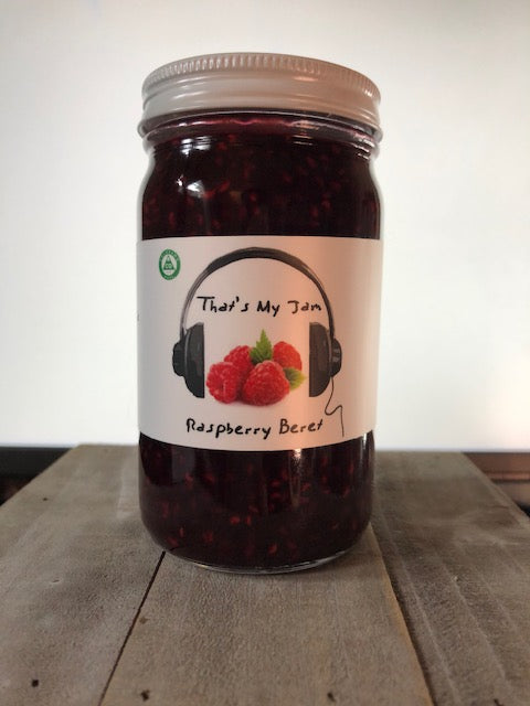 SOLD OUT -Raspberry Beret