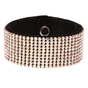 MESH CUFF-10ROW (click here for more colors)
