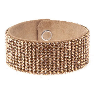 MESH CUFF-10ROW-LT. COLORADO