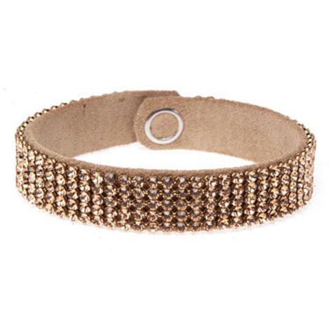 MESH CUFF-5ROW-LT. COLORADO