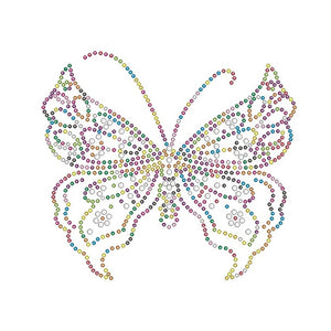 BUTTERFLY MULTICOLOR