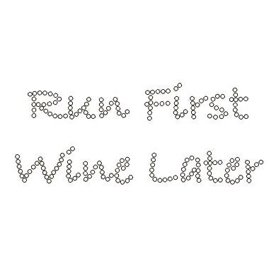 RUN FIRST WINE LATER