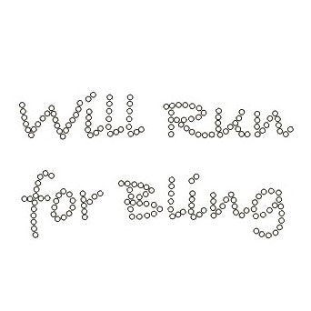 WILL RUN FOR BLING