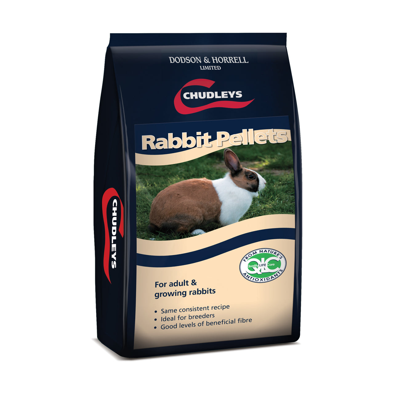 Rabbit Pellets Plain 20 kg