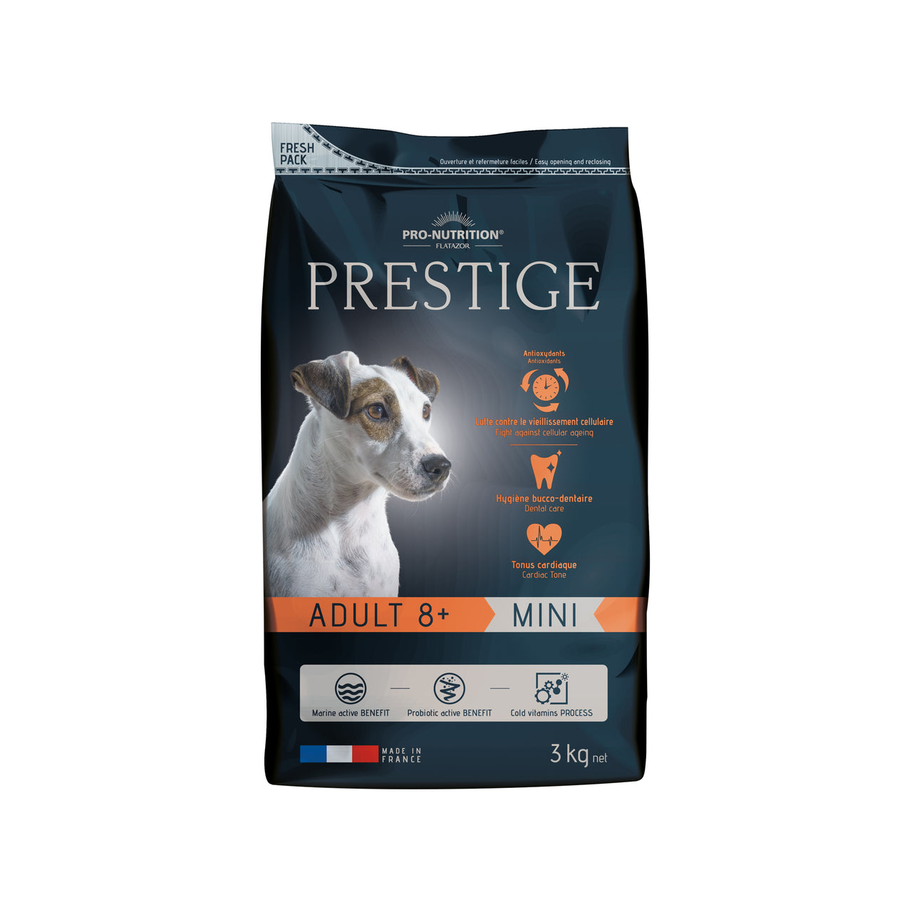 Prestige Adult Mini 8+ 3kg