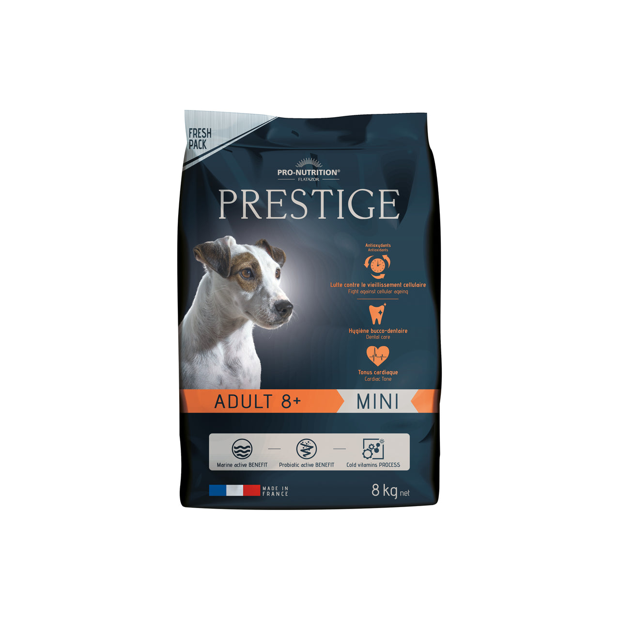 Prestige Adult Mini 8+ 8kg