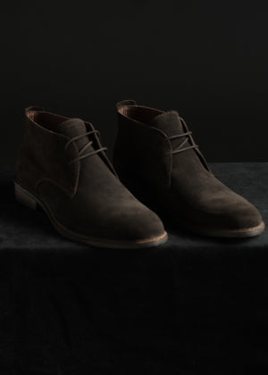Botas Francis - Marron Chocolate