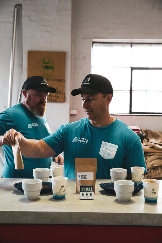What Is Coffee Cupping?