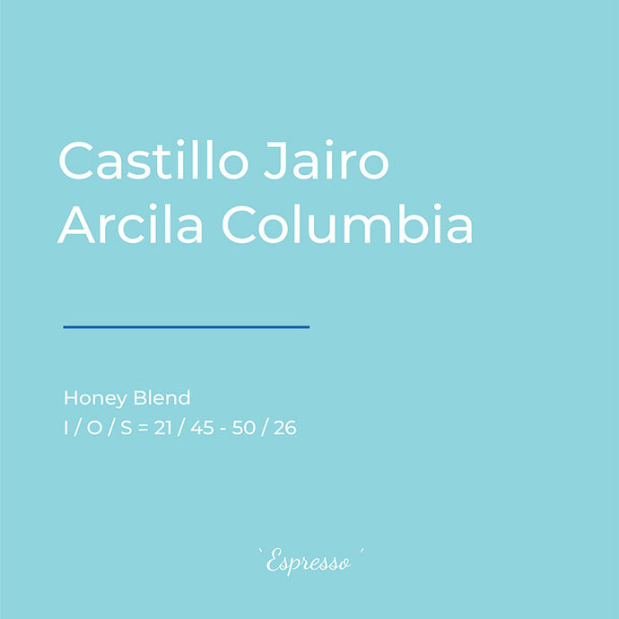 Castillo Jairo Arcila Columbia – Honey