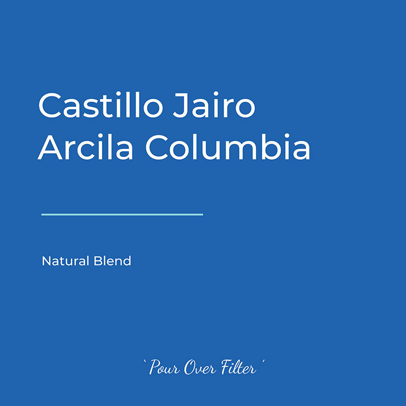 Castillo Jairo Arcila Columbia – Natural