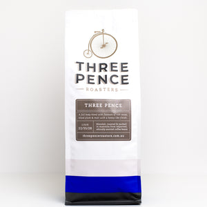 Three Pence Coffee Beans