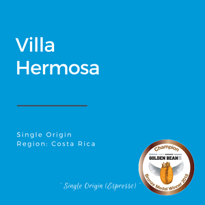Three Pence Roasters Villa Hermosa Coffee Beans