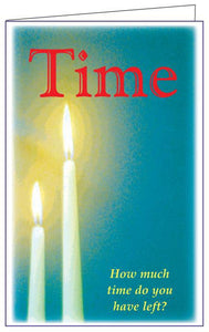 Time (250 Gospel tracts)