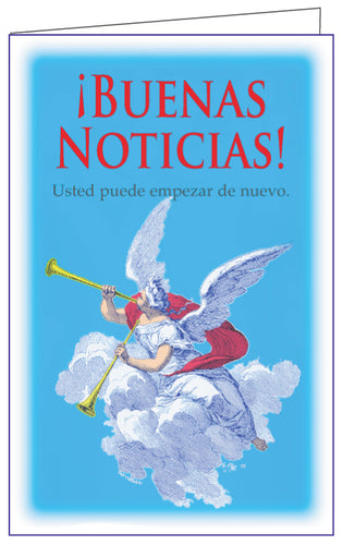 Good News! (250 Christian pamphlets in Spanish)