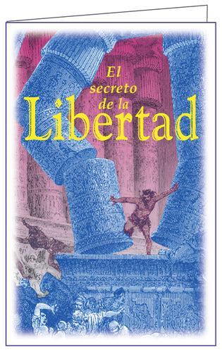 The Secret of Freedom (Spanish, 250 Outreach tracts)