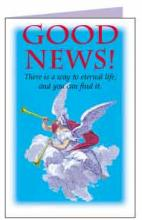 Good News! (250 Gospel tracts)
