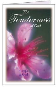 The Tenderness of God (250 evangelism tracts)