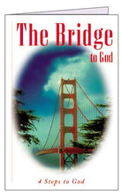 Load image into Gallery viewer, The Bridge to God (250 Gospel tracts)