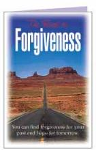 The Road to Forgiveness (250 Bible pamphlets)