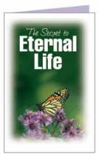 The Secret to Eternal Life (250 Bible tracts)