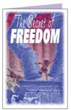 The Secret of Freedom (250 Christian tracts)