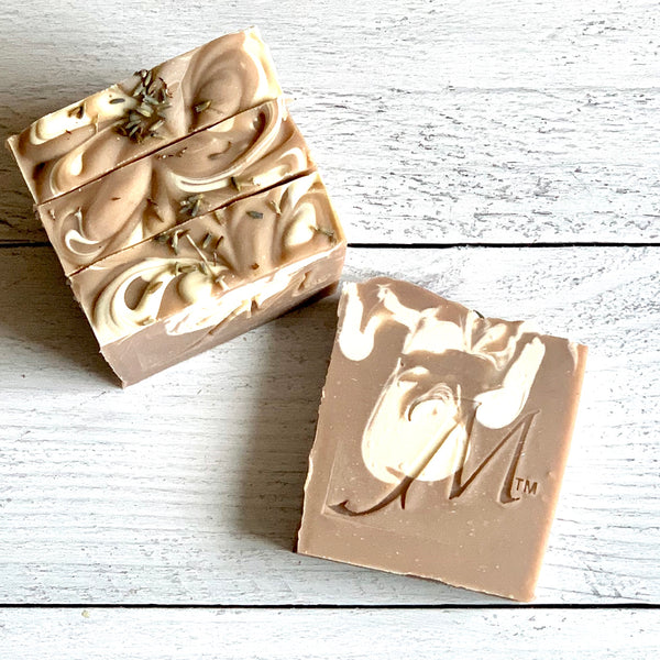 BABY LAVENDER SHEA SOAP