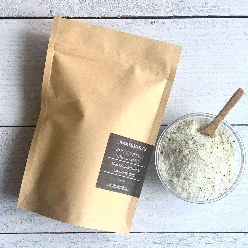 EUCALYPTUS SPEARMINT BATH SALT