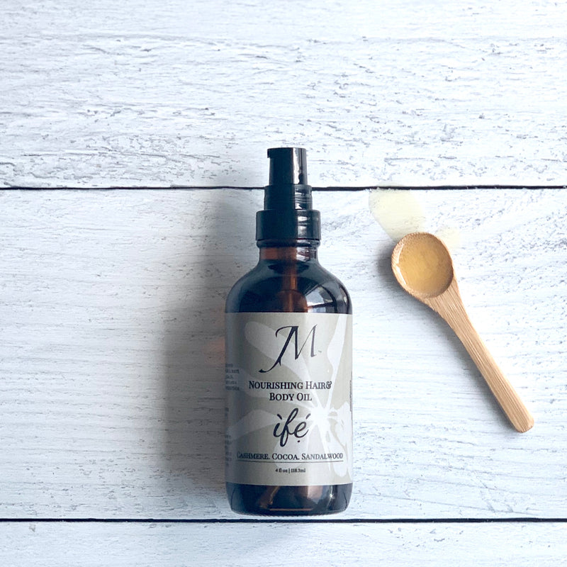 ÌFÉ (LOVE) HAIR&BODY OIL