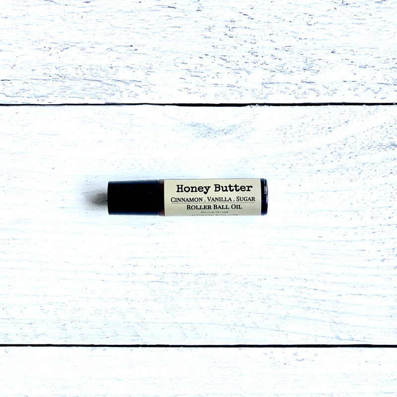 HONEY BUTTER ROLLER OIL
