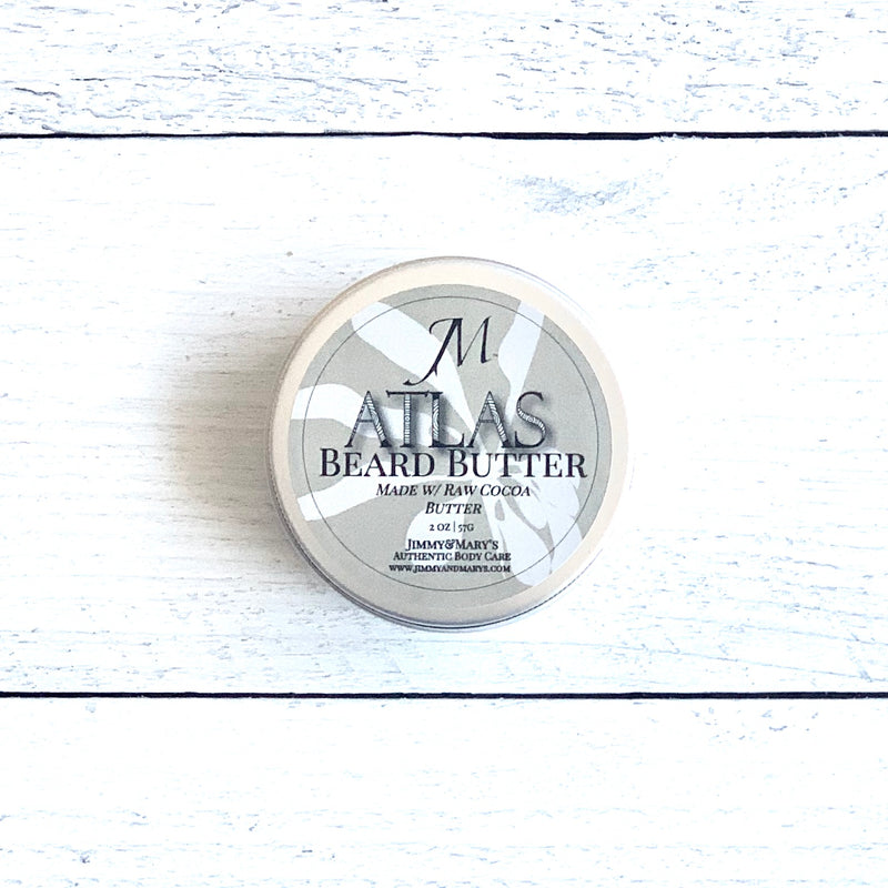 ATLAS BEARD BUTTER