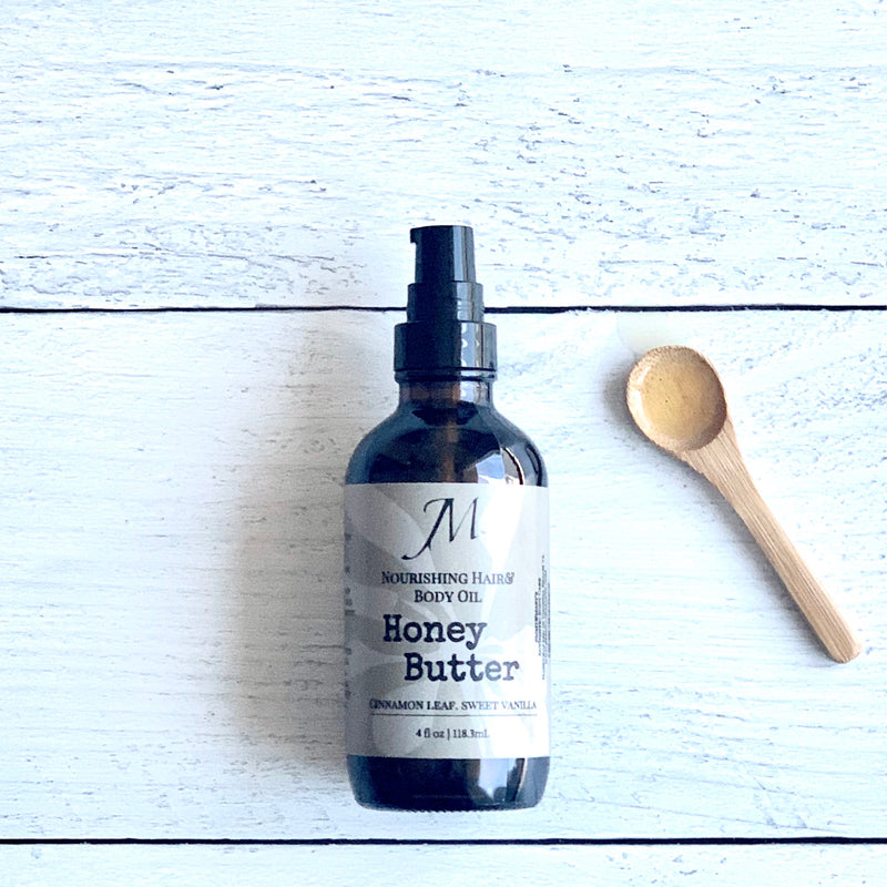 HONEY BUTTER HAIR&BODY OIL