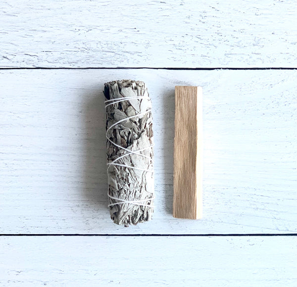 SAGE&PALO SMUDGE KIT